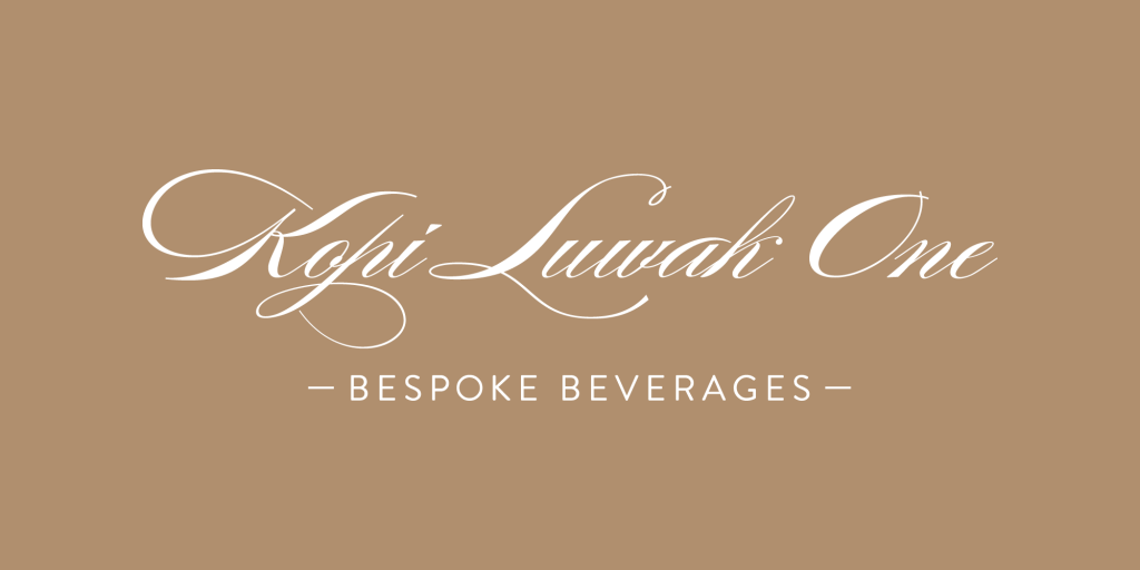 Logo design for the highest quality range of coffee produced by Bespoke Beverages