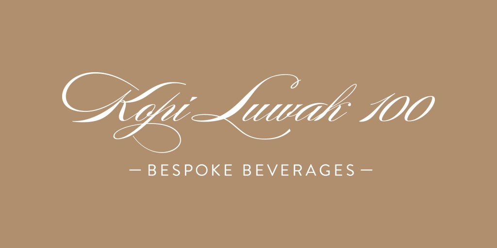 Logo design for one of the ranges of coffee produced by Bespoke Beverages