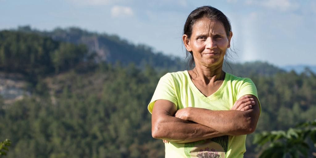 Rosalina Domingues, Honduras. Photo by Garry Walsh